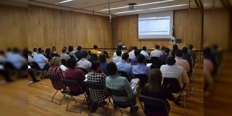 Poder Judicial de Michoacán reanuda actividades de capacitación ...