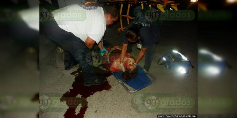 Lo sacan de su casa y lo ejecutan, en Juventino Rosas