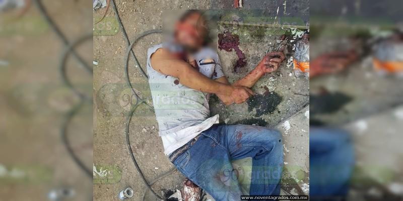 Otro más es ejecutado dentro de su casa en Celaya, Guanajuato