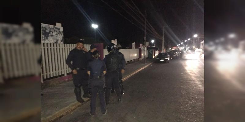 Liberan las instalaciones de la Secretaría de Educación en Michoacán