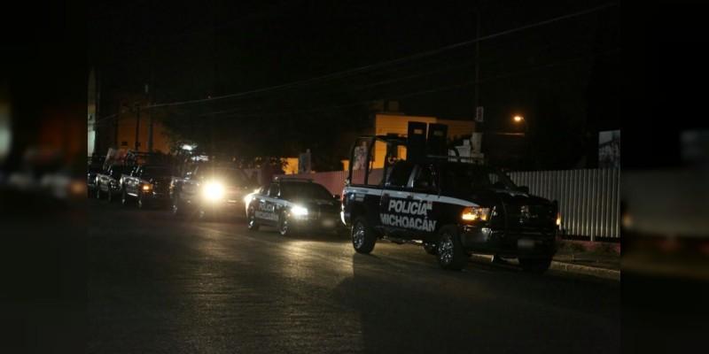 A disposición de PGJE, 9 detenidos por toma de SEE