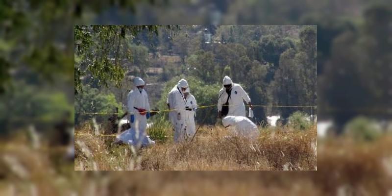 Localizan cadáver al norte de Morelia, Michoacán