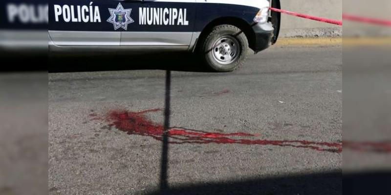 Lo asesinan al oponerse a secuestro, en Celaya, Guanajuato