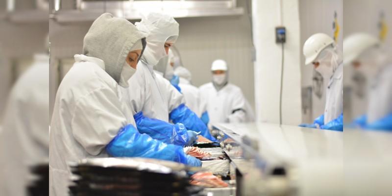 Michoacán, entre los 5 estados con mayor crecimiento del sector manufacturero