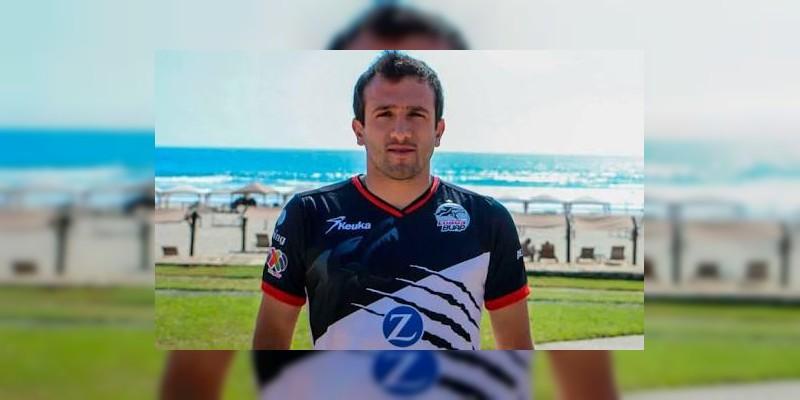 Mexicano Jerónimo Amione decidió jugar en la Selección de Líbano