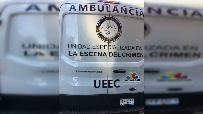 Muere individuo camino al hospital, lo balearon en una riña en Uruapan, Michoacán