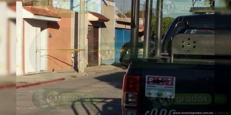 Tras discusión, mujer es asesinada en su casa en Celaya, Guanajuato