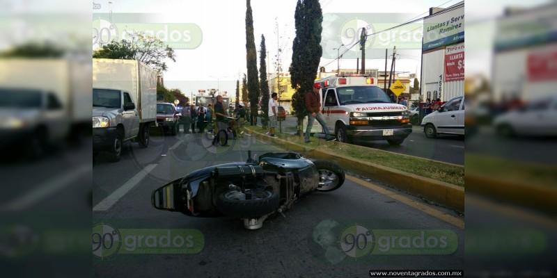Un muerto y herido grave deja choque de jóvenes en Chilpancingo, Guerrero