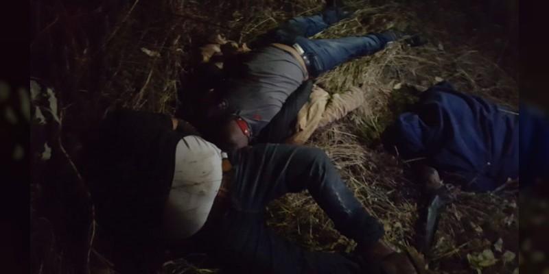 Asesinan a 14 personas en Michoacán en el fin de semana