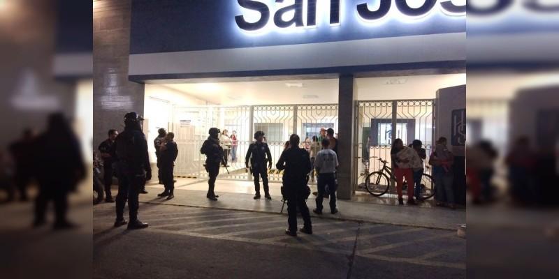 Grave joven tras ser baleado en Zamora, Michoacán