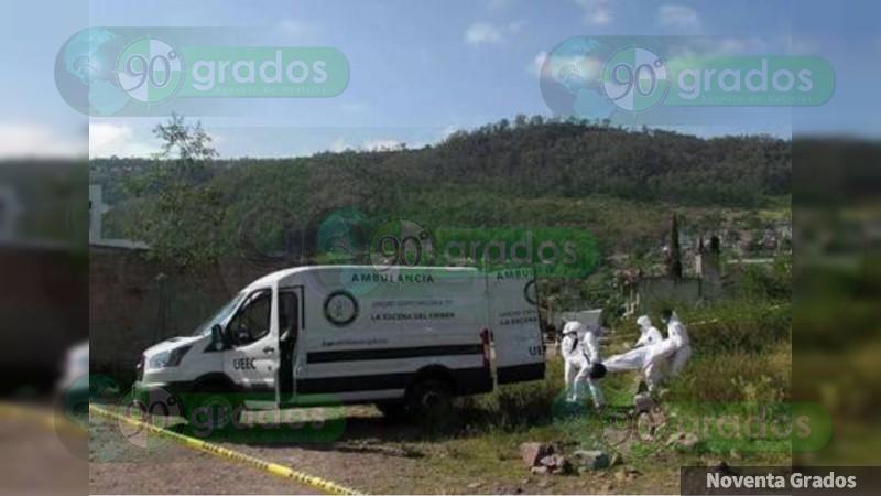 Asesinan a septuagenaria en Huetamo, Michoacán