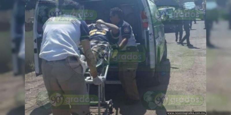 Muere mecánico baleado en Zamora, Michoacán