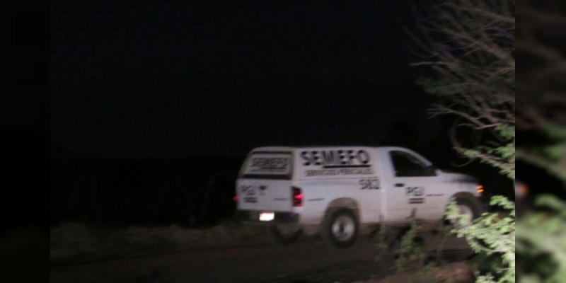 Ejecutan a El Chales en Ciudad Hidalgo, Michoacán
