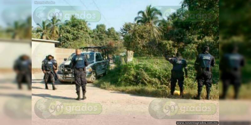 Ejecutan a tres presuntos funcionarios en Pénjamo, Guanajuato