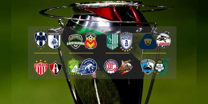 Quedaron definidos los Cuartos de Final dentro de la Copa MX