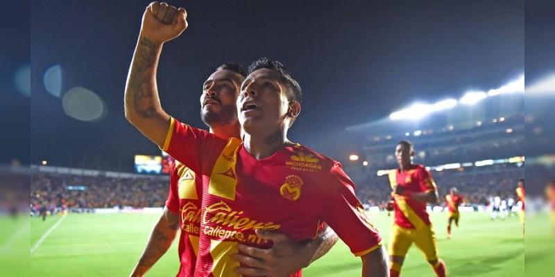 Monarcas hunde a su hermano en la Liga MX