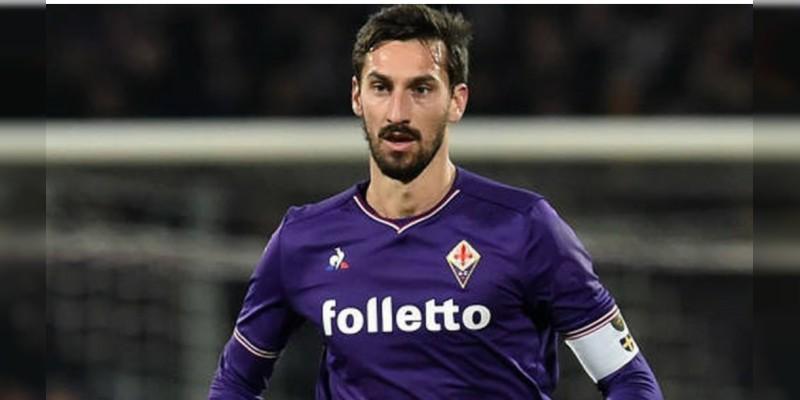 Muere futbolista en Italia, se suspende la liga