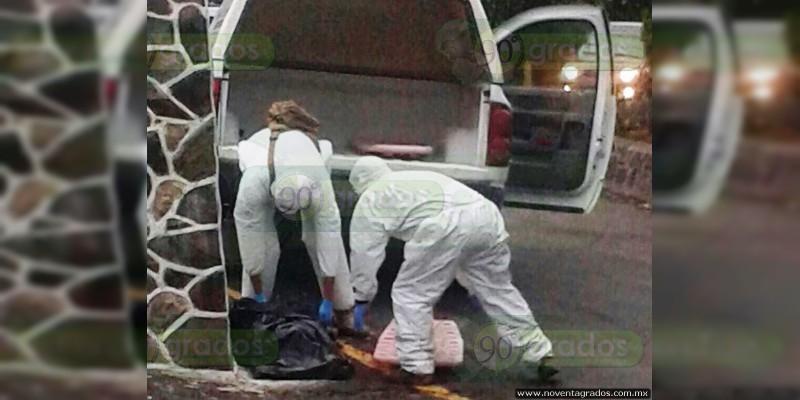 En camioneta, dejan de seis a ocho descuartizados en Guadalajara, Jalisco