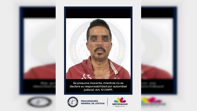 Detienen a presunto feminicida en Sahuayo, Michoacán