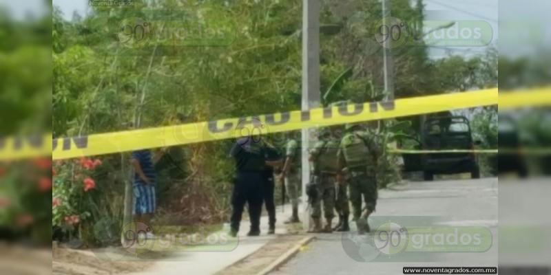 Mueren 5 en persecución al chocar contra muro en Acapulco, Guerrero