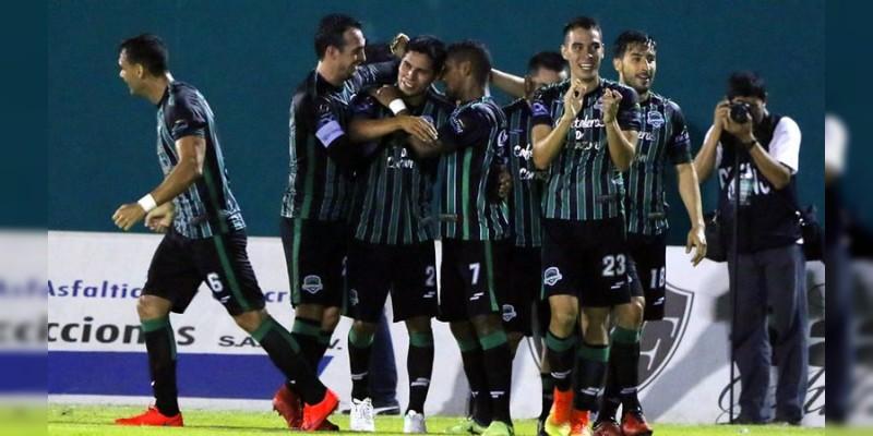 Monarcas Morelia queda eliminado de la Copa MX