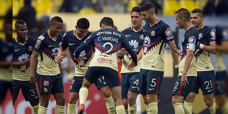 América aplastó a Tauro FC en la Liga de Campeones de la Concacaf