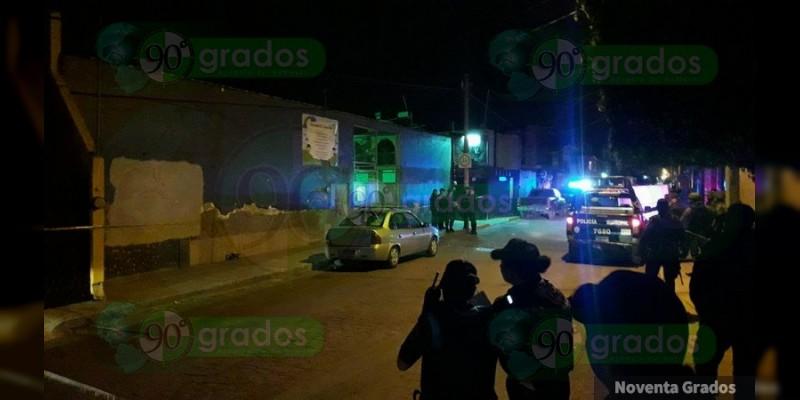 Asesinan a un hombre y una mujer en bodega de Celaya, Guanajuato