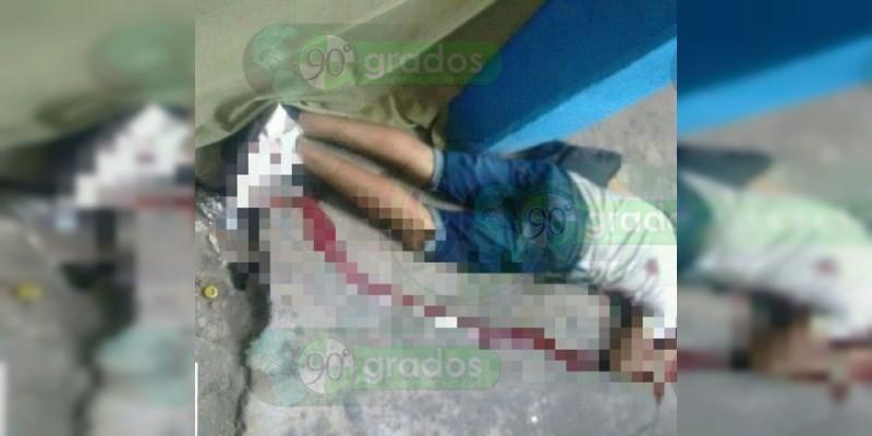 Hieren de bala a niño de 4 años en asesinato en Acapulco, Guerrero