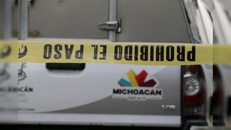 Hallan a mujer asesinada en Salvador Escalante, Michoacán