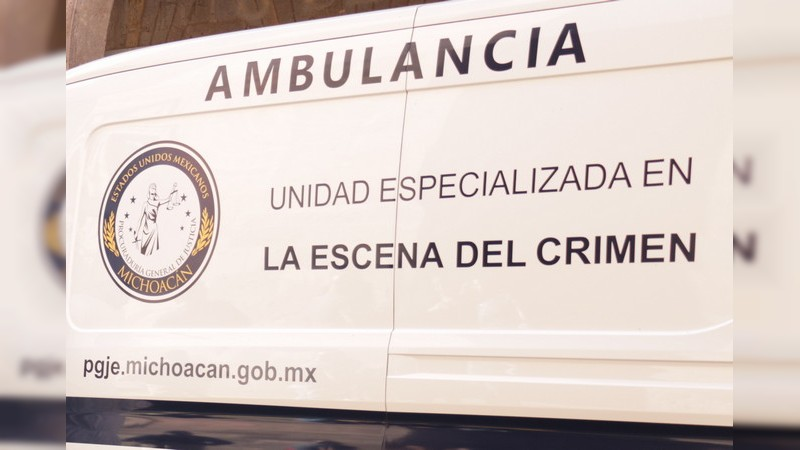 Asesinan a un individuo en Chinicuila, Michoacán