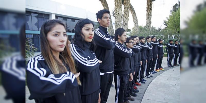 154 nicolaitas asistirán a la Universiada Regional 2018 en Guadalajara