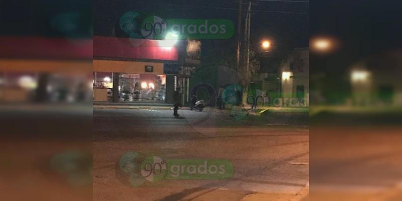 Asesinan a  dos personas la madrugada de este sábado en Guanajuato
