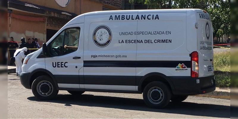 Asesinan a golpes a una mujer en Morelia, Michoacán