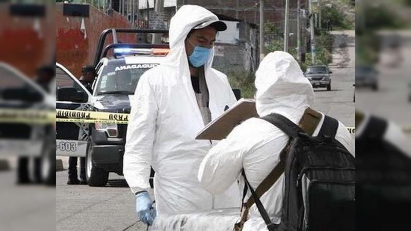 A tiros asesinan a una mujer en Morelia, Michoacán