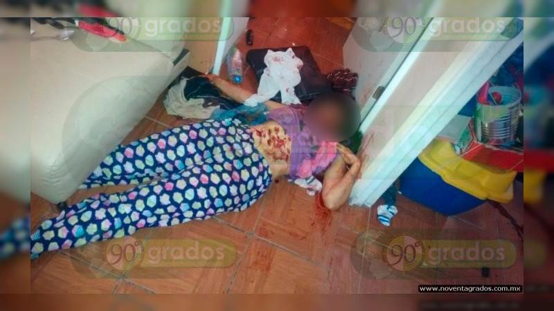 Caen presuntos asesinos de mujer y dos niños que fueron ultimados en Uruapan en diciembre de 2017