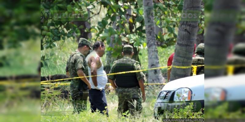 Hallan cadáveres de dos mujeres en Acámbaro, Guanajuato