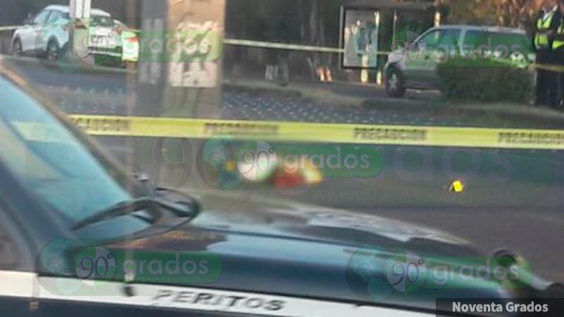Identifican a mujer atropellada en Morelia, Michoacán