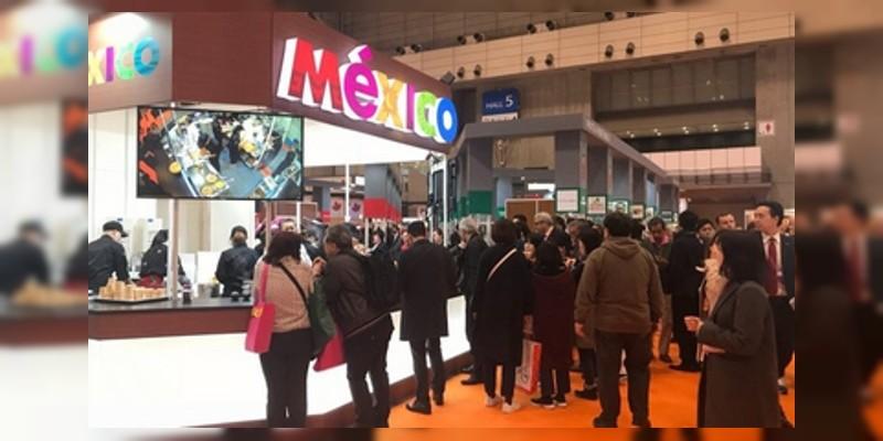 Productores mexicanos logran ventas por más de 110 millones de dólares en Feria agroalimentaria de Japón
