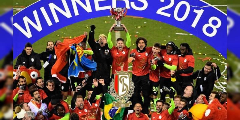 Ochoa consigue su primer título en Europa
