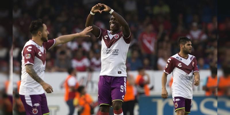 Veracruz consigue importante triunfo por el no descenso