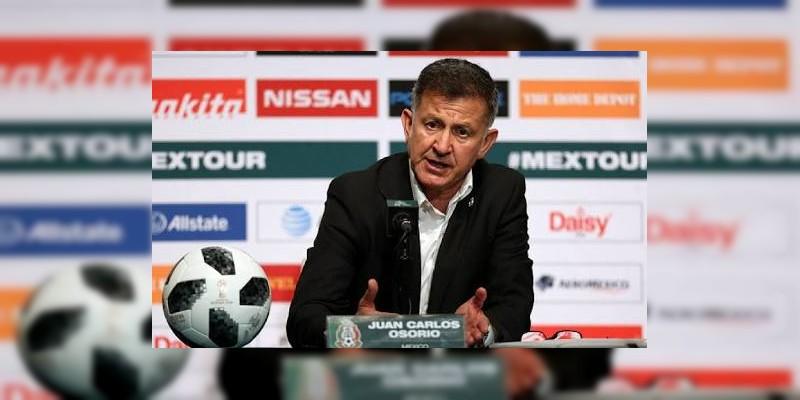 Juan Carlos Osorio ya tiene definida su lista para el Mundial