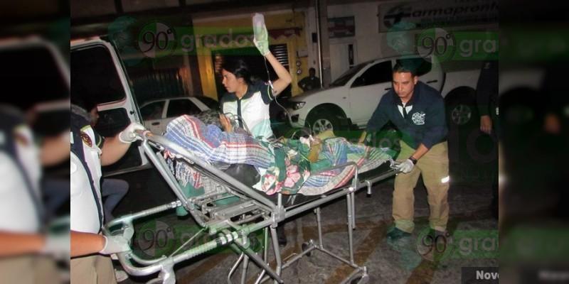 Muere hombre baleado tras permanecer 6 días en el hospital en Zamora, Michoacán