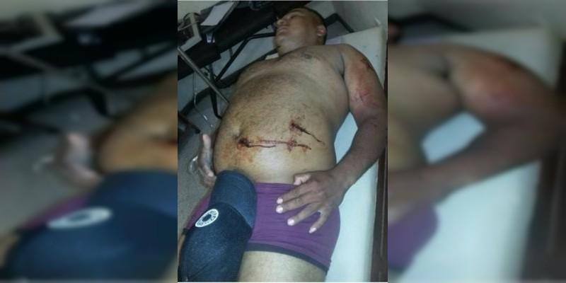 Cuatro heridos en Tepalcatepec, reportan autoridades locales