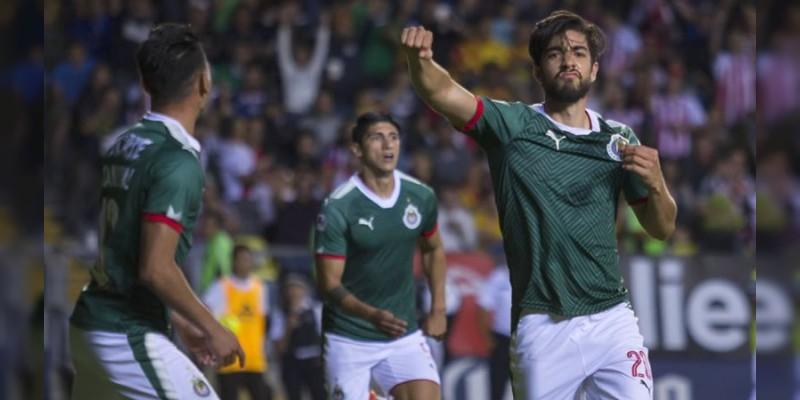 Chivas venció a Monarcas, y aún piensa en la Liguilla