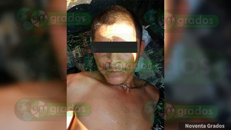 Son cuatro detenidos en Apatzingán por robo de camionetas del INE