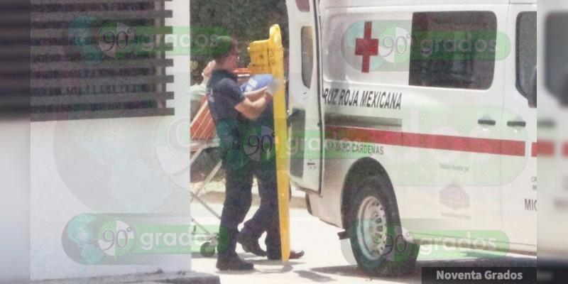 Ciudadano mata a un presunto delincuente y hiere a otro en Lázaro Cárdenas, Michoacán