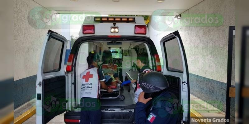 Joven aparece herido luego de ser levantado en Zamora, Michoacán