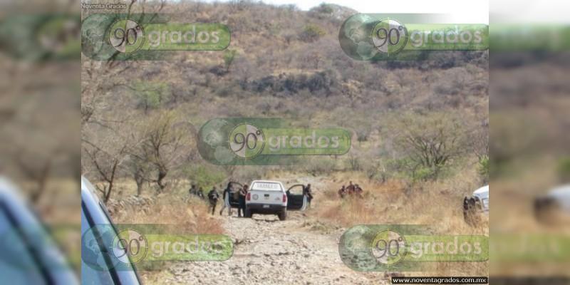Embolsado y encobijado, dejan cadáver en Jacona, Michoacán