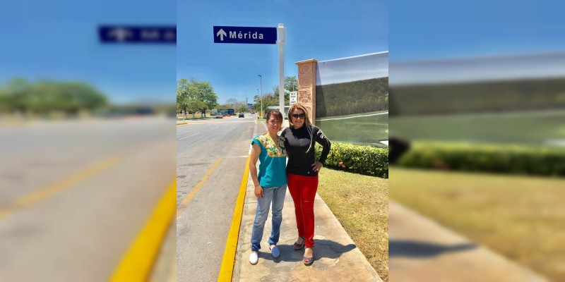Marbella Romero e Hilda Tenorio, mano a mano en Tikuch, hoy