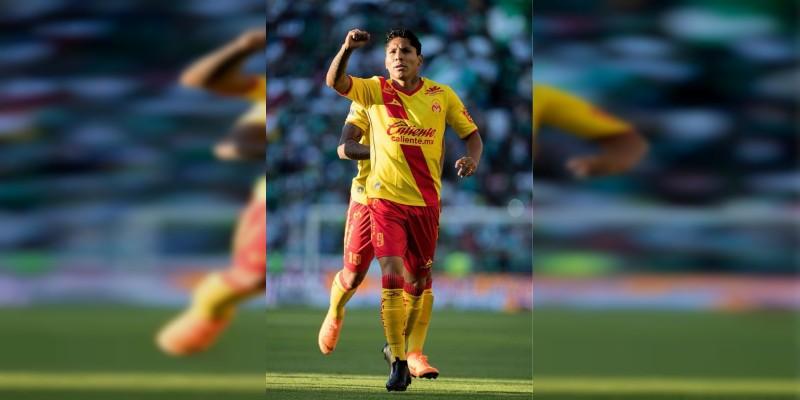 Ruidíaz, mejor delantero y goleador del Morelia de todos los tiempos